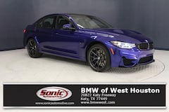 New 2018 BMW M3 CS Sedan for sale in Houston