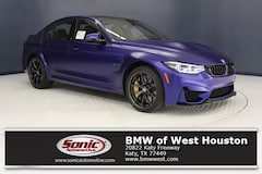New 2018 BMW M3 CS Sedan for sale in Houston
