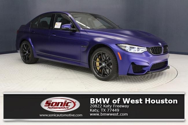 2018 Bmw M3 Cs For Sale Near Houston Tx Stock J5l01097