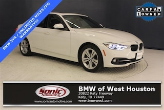 Used 2016 BMW 328i Sedan BGNT46179 for sale near Houston