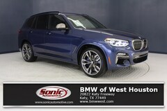 New 2019 BMW X3 M40i SAV for sale in Houston