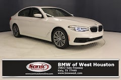 New 2019 BMW 530e iPerformance Sedan for sale in Houston