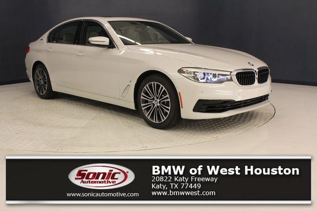 New 2019 BMW 530e iPerformance Sedan in Houston