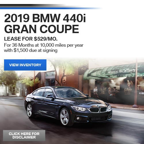 New BMW Specials at BMW of West Houston
