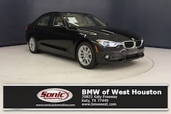 New 2018 BMW 320i 320i Sedan for sale in Houston