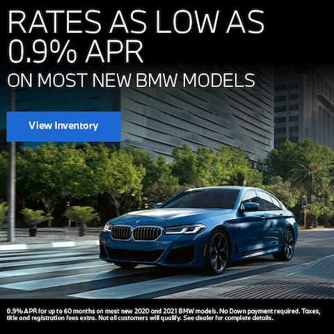 Rates As Low As 0.9% APR