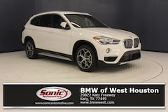 New 2018 BMW X1 sDrive28i SAV for sale in Houston