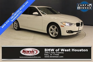 Used 2015 BMW 328i Sedan LFNS85894 for sale near Houston