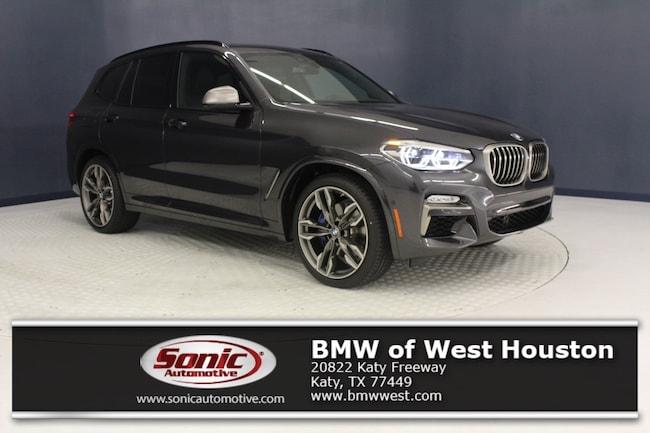 New 2019 BMW X3 M40i SAV in Houston