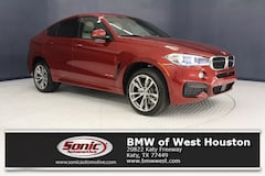 New 2019 BMW X6 sDrive35i SAV for sale in Houston