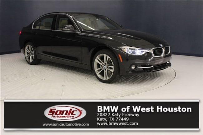 New 2017 BMW 330i i w/South Africa Sedan in Houston