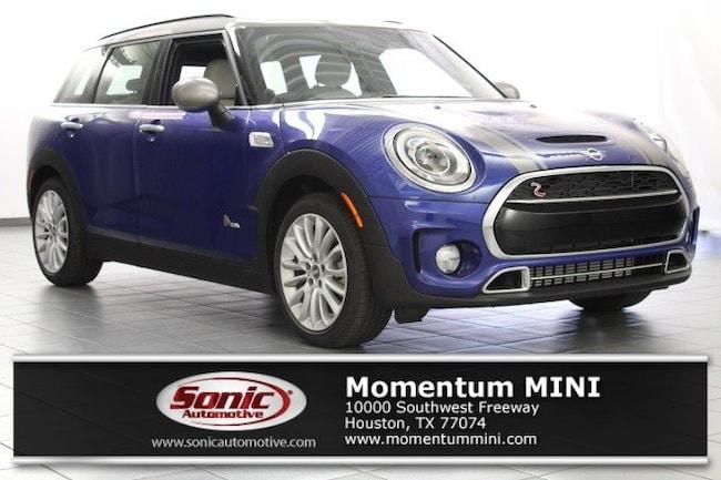 New 2019 Mini Clubman For Sale At Sonic Automotive Concierge Vin