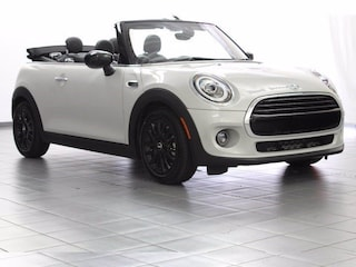 Used 2020 MINI Convertible Cooper Convertible for sale in Houston
