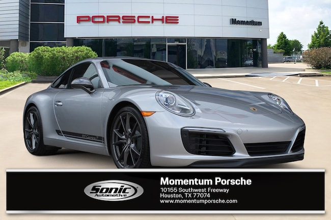 New 2019 Porsche 911 Carrera T for sale in Houston, TX