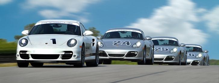 Porsche Driving School Momentum Porsche