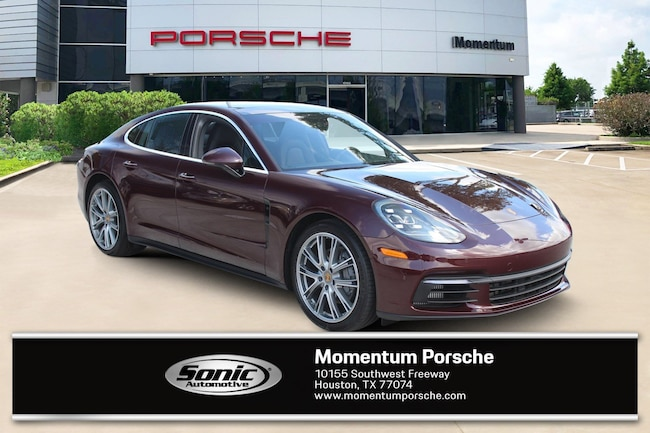 New 2018 Porsche Panamera 4S Sedan for sale in Houston, TX