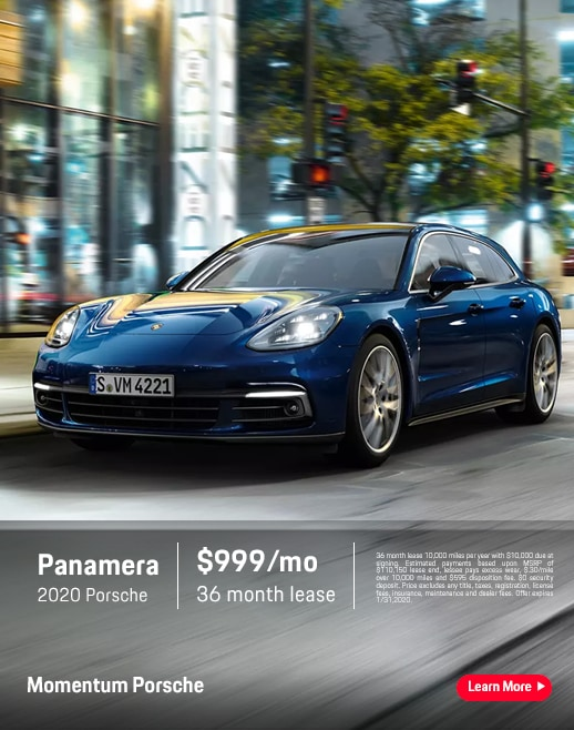 Porsche Panamera Lease >> Porsche Lease Deals Specials New Luxury Dealer Serving