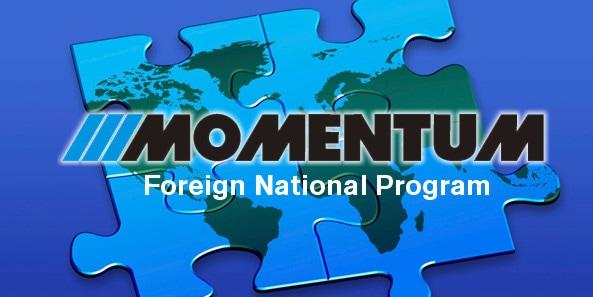 Foreign National Car Program | Momentum Porsche | Houston