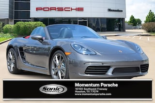 New 2018 Porsche 718 Boxster Roadster Convertible for sale in Houston, TX