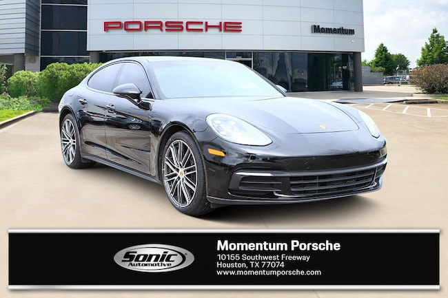 Certified Pre-Owned 2017 Porsche Panamera RWD Sedan for sale in Houston, TX