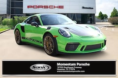 2019 Porsche 911 GT3 RS  Coupe Coupe