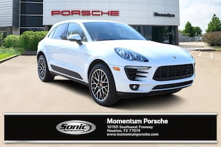 New 2018 Porsche Macan Sport Edition SUV for sale in Houston, TX