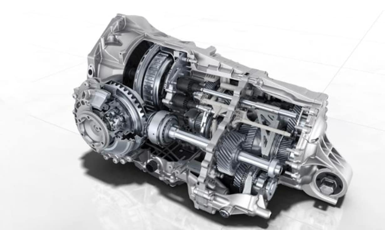 NEWS ROOM: Double Pleasure - Inside the Porsche PDK Transmission