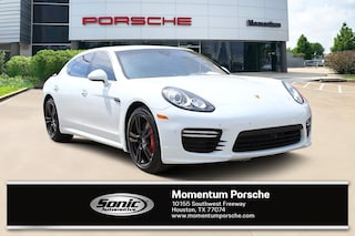 Used 2014 Porsche Panamera Turbo S Executive 4dr HB Gran Turismo for sale in Houston, TX