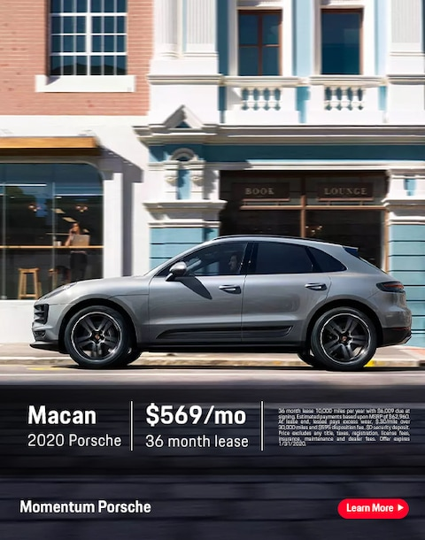 new macan lease offer 2020