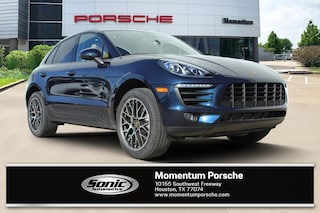 New 2018 Porsche Macan AWD SUV for sale in Houston, TX