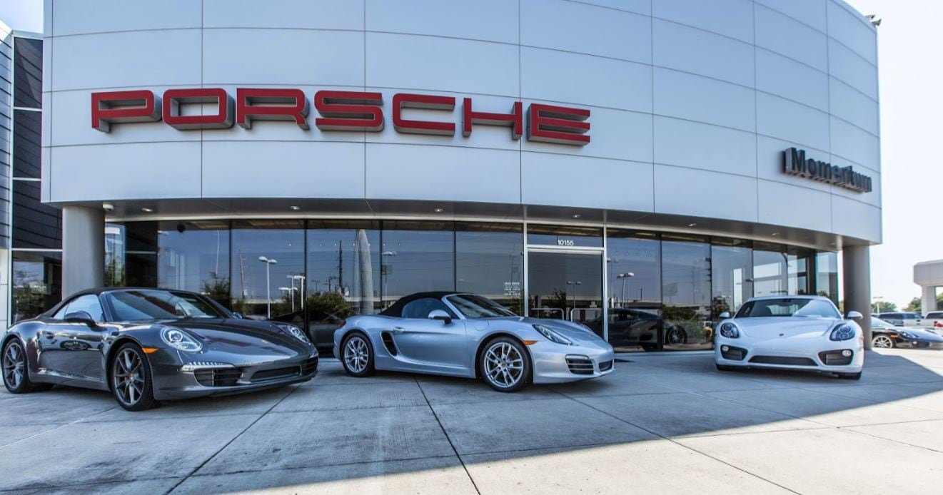 Porsche Dealer serving Pasadena, Texas | New & Used Porsche Cars for ...
