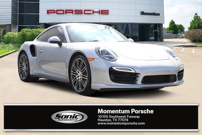 Certified Pre-Owned 2014 Porsche 911 Turbo 2dr Cpe Coupe for sale in Houston, TX