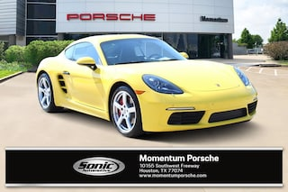 New 2018 Porsche 718 Cayman S Coupe for sale in Houston, TX