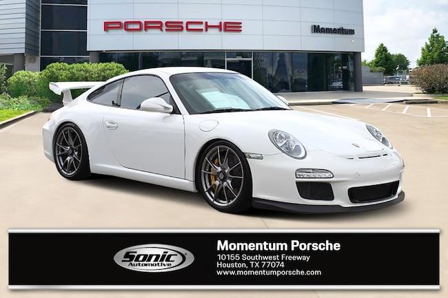 2010 Porsche 911 GT3 2dr Cpe Coupe