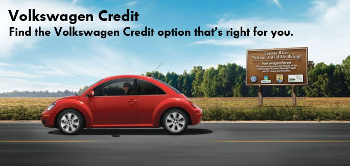 Volkswagen Special Financing Options | Houston