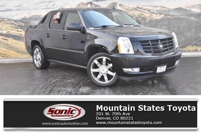 Used 2012 CADILLAC Escalade EXT Premium SUV in Denver