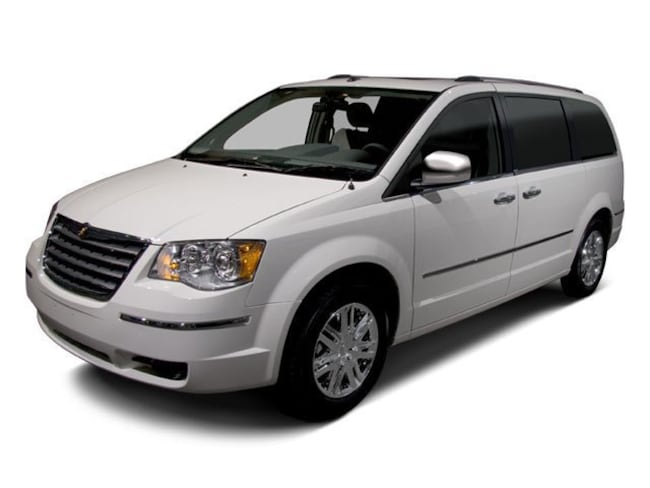 Used 2010 Chrysler Town & Country Touring Van in Denver
