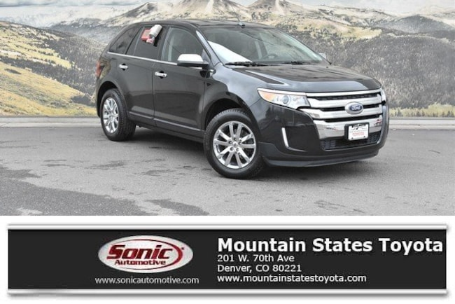 Used 2014 Ford Edge Limited SUV in Denver