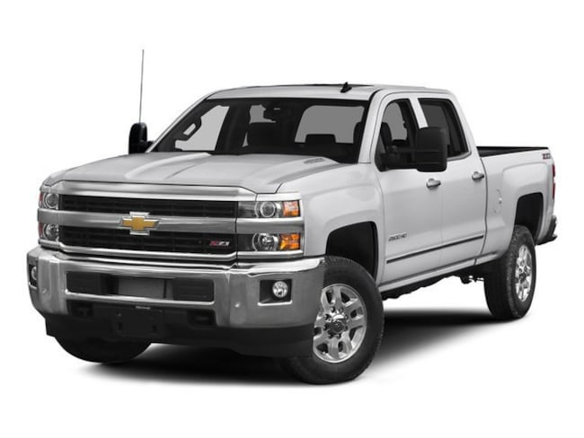 Used 2015 Chevrolet Silverado 2500HD High Country Truck Crew Cab in Denver
