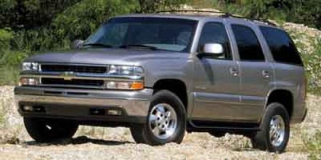 Used 2004 Chevrolet Tahoe SUV in Denver