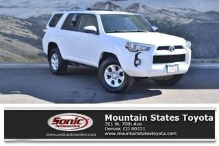 Used 2014 Toyota 4Runner 4WD SR5 SUV in Denver