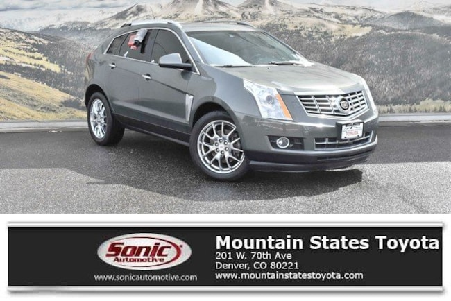 Used 2013 CADILLAC SRX Performance Collection SUV in Denver