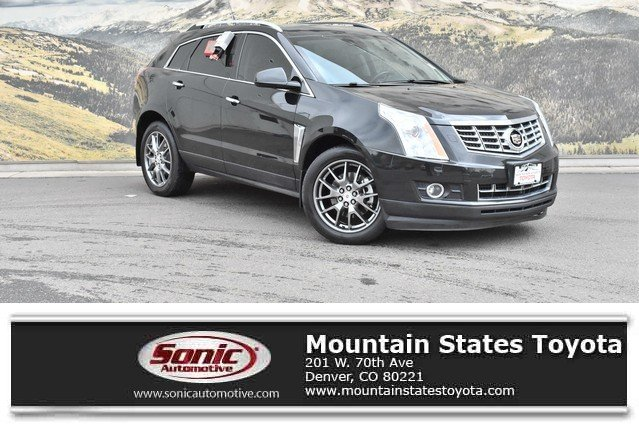 Used 2014 CADILLAC SRX Premium Collection For Sale in Denver CO | Stock:  YES611584