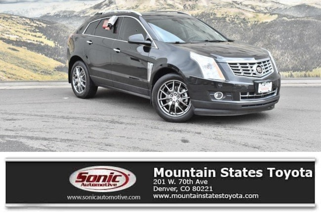 Used 2014 CADILLAC SRX Premium Collection SUV in Denver