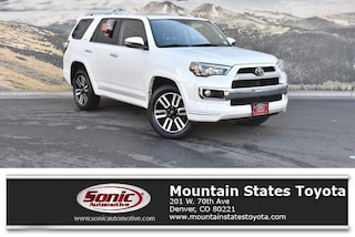Used 2016 Toyota 4Runner Limited SUV in Denver