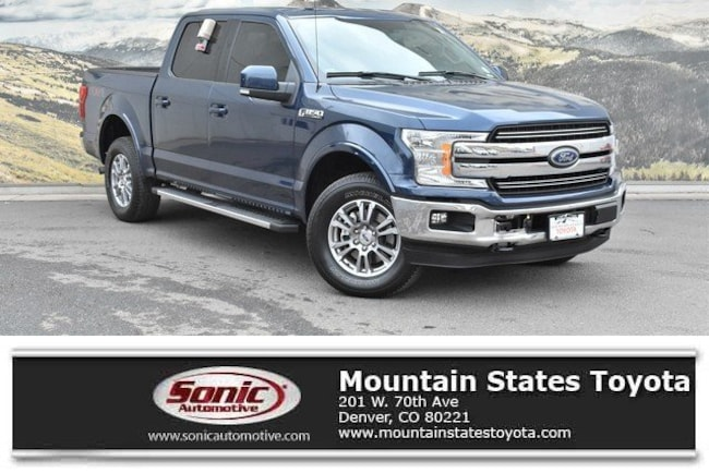 Used 2018 Ford F-150 Truck SuperCrew Cab in Denver