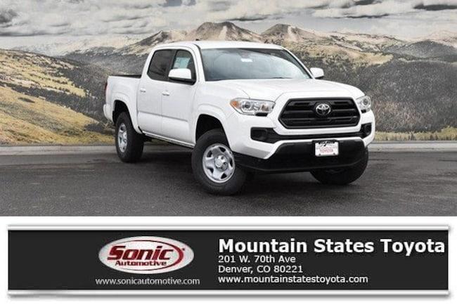 New 2019 Toyota Tacoma SR V6 Truck Double Cab in Denver