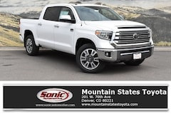 New 2019 Toyota Tundra 1794 5.7L V8 Truck CrewMax for sale in Denver