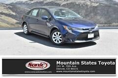 New 2020 Toyota Corolla LE Sedan for sale in Denver