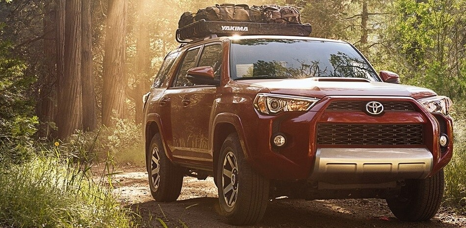 New Toyota 4runner Suvs In Denver Co Mountain States Toyota